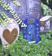 Design Your Own Personalised Fairy Door