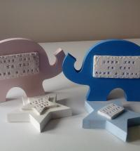 Personalised Standing Elephant