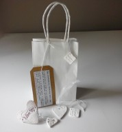 The Curiosity Wedding Gift Bag Set